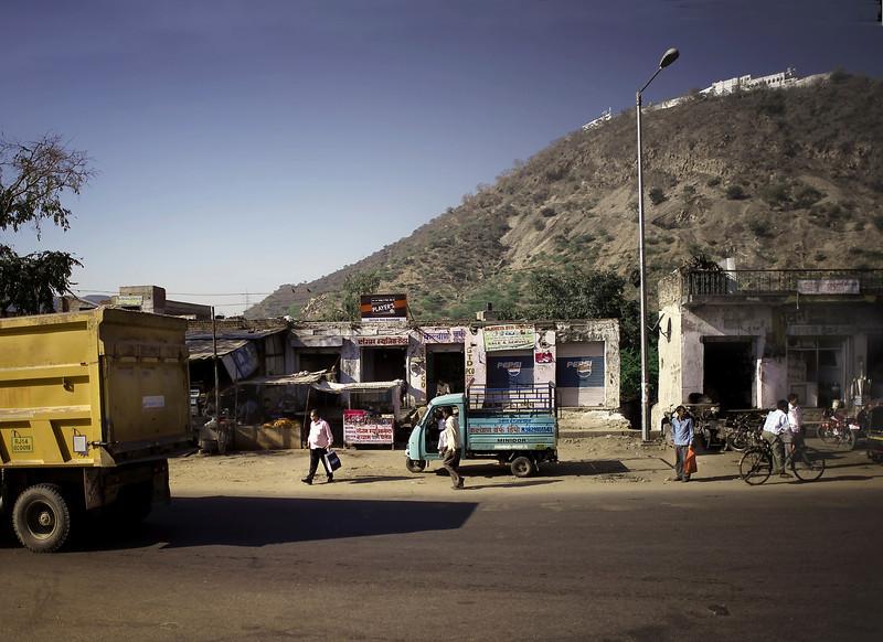 Highway 11, Jaipur, India