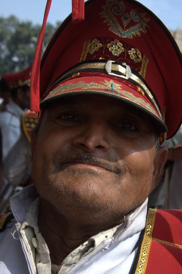 Wedding band member, the Pink CityJaipur