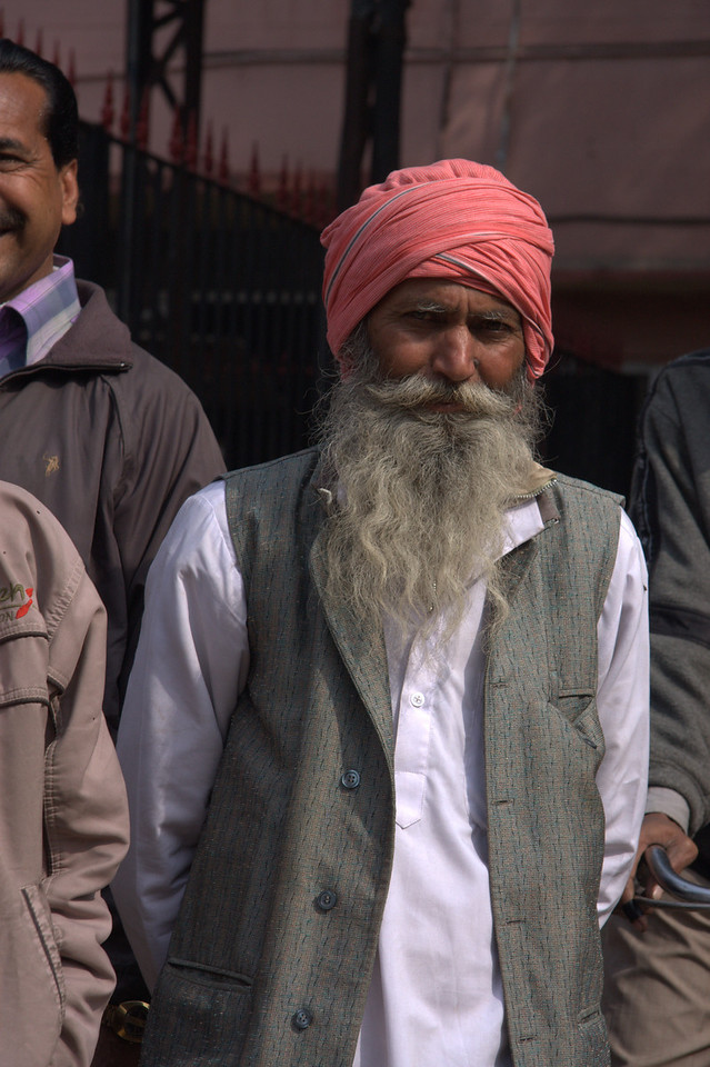 Jaipur's people.