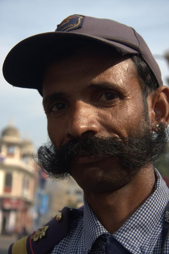 security guard, Jaipur