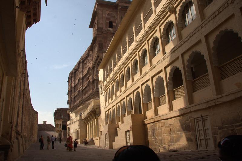 Mehrangarh Fort Jodhpur, Rajasthan