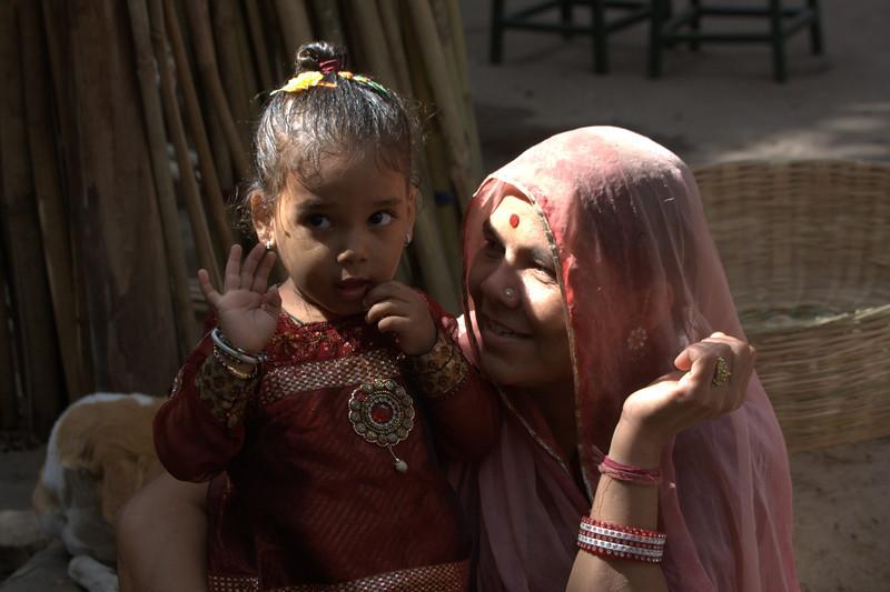 Daughter & Mum