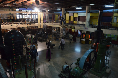 Visvesvaraya Industrial & Technological Museum - Bangalore
