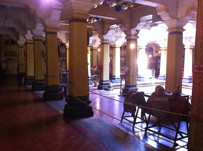 Mysore Maharajas Palace and Residential Museum