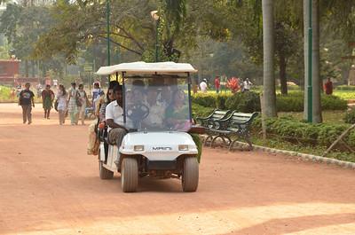 Lal Bagh Botanical Gardens - Bangalore