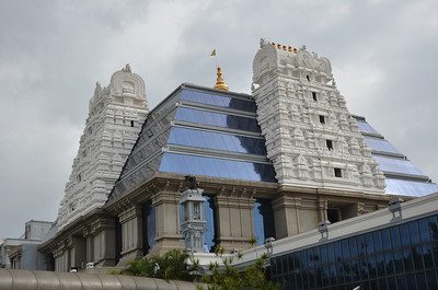 The International Society for Krishna Consciousness (ISKCON), Bangalore