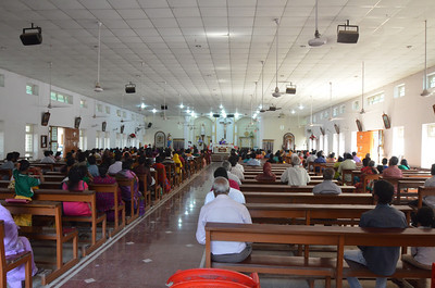 Resurrection Church - Bangalore