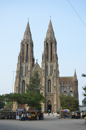 St. Philomena's Church / Cathedral, Mysore