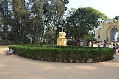 Dariya Daulat Bagh - Tipu Sultan's Summer Palace & Museum