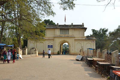 Gumbaz - The Burial Chamber of Tipu Sultan, the Tiger of Mysore