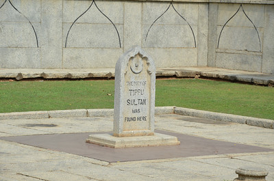 Tipu Sultan's Death Place - Tipu Sultan, the Tiger of Mysore