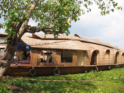 Kerala Backwaters and Sea Shores