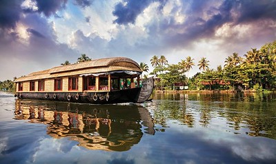 Houseboat & Backwater