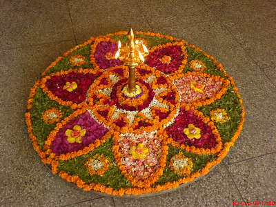 Onam - The Colourful Festival of Kerala