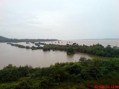 Travel through Konkan - Kerala to Chandigarh - India