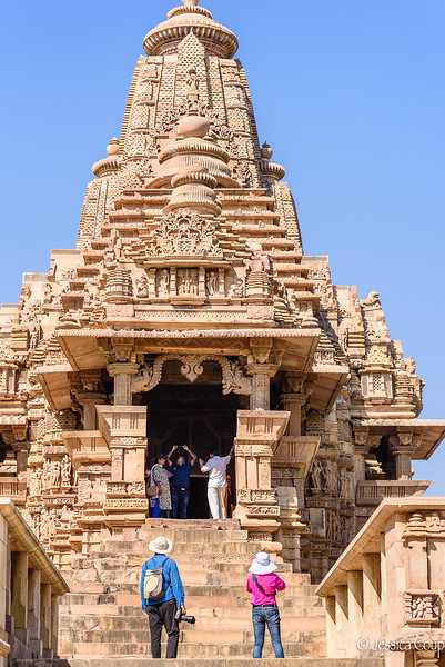 Capturing the Temple Details