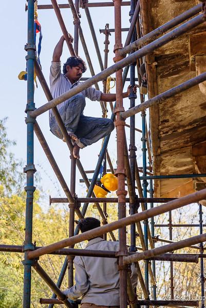 Repairing the Temples