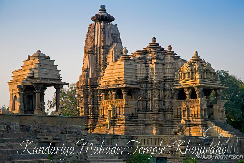 Khajuraho Temples~Kandariya Mahader Temple
