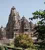 One of the Temples of Love, Khajuraho, India
