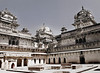 Palace of Shah Jahan, Orchha, India