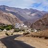 Spituk gompa, Ladakh, India