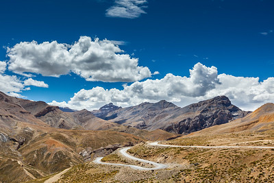 Manali-Leh road, Ladakh, India