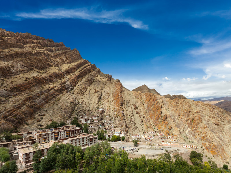 Hemis gompa, Ladakh, Jammu and Kashmir, India