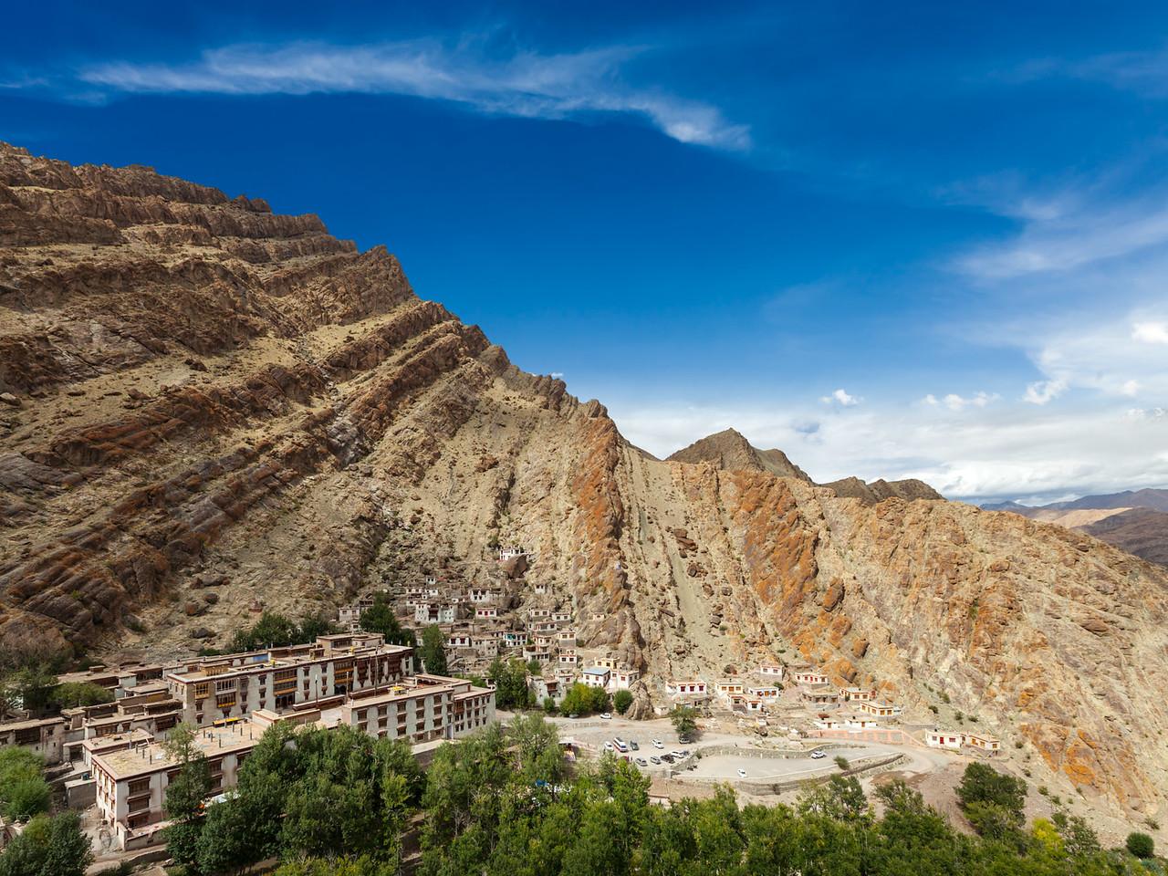 Hemis gompa, Ladakh, Jammu and Kashmir, India