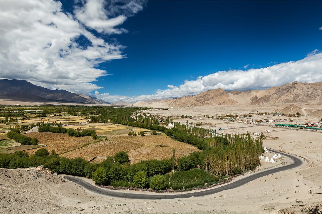 Indus valley, Ladakh, India