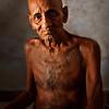 Jain monk of Digambara (sky-clad) sect