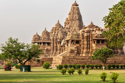 Kandariya Mahadev Temple, Khajuraho, India. Unesco World Heritage Site