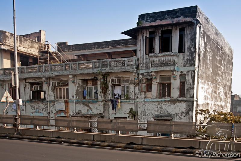Building in Mumbai.