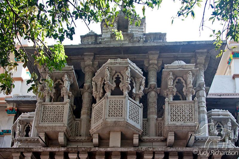 Jain Temple in Mumbai, India