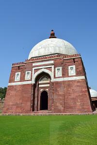 Tuglakhabad mosque