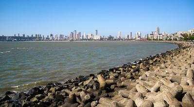 Back Bay, Mumbai, India