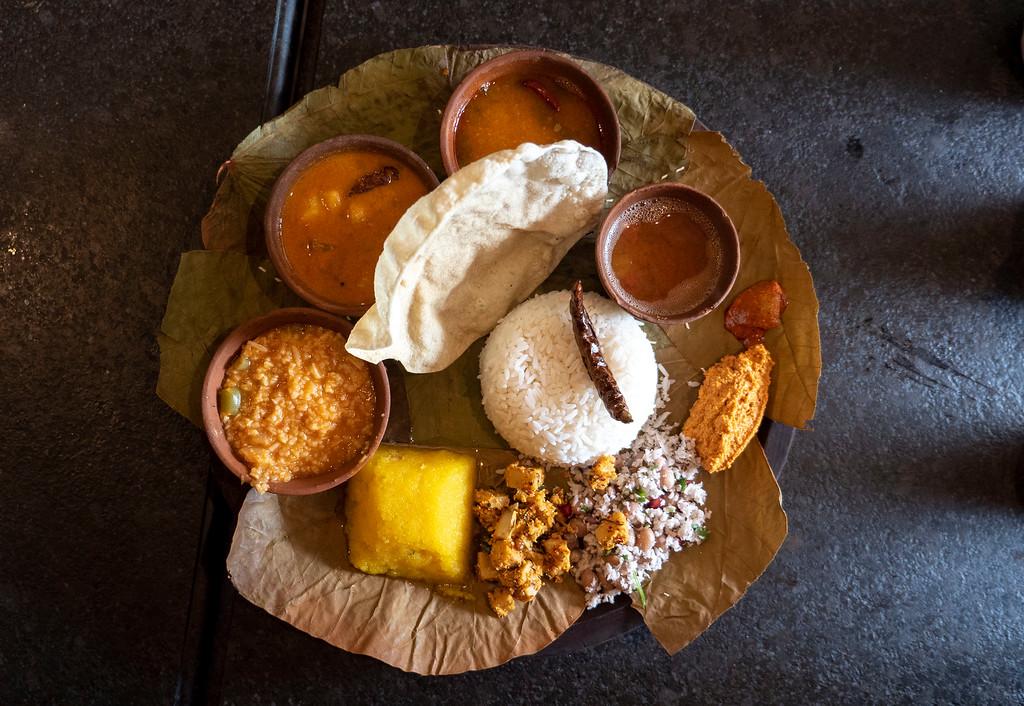 Vegan food in India