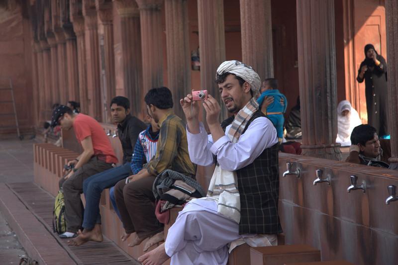 Jama Masjid Mosque, New Delhi