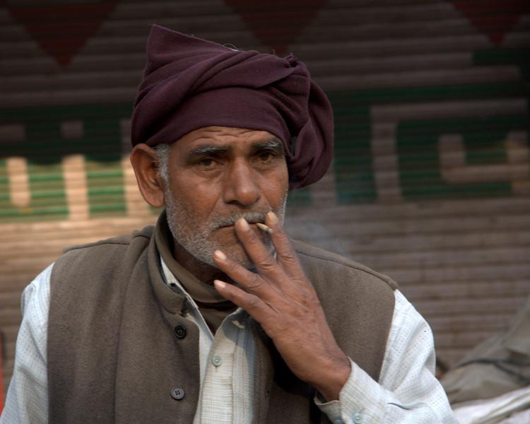 vendor, Paharganj, New Delhi