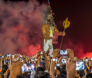 Vasco Da Gama beach celebrations