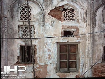 """It Always Crumbles Eventually"", Pushkar, Rajasthan, India, 2005 Print INDIA10-36V2"