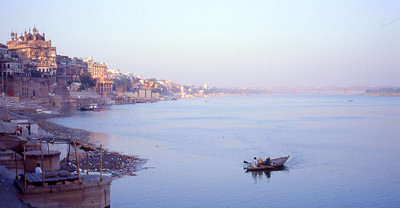 Ganges in Varanasi