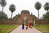 Humayun's Tomb Entrance