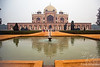 Humayun's Tomb, a complex of Mughal architecture built as Mughal Emperor Humayun's tomb