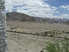View from the Thiksey Monastery - desert dry as far as eyes can see.
