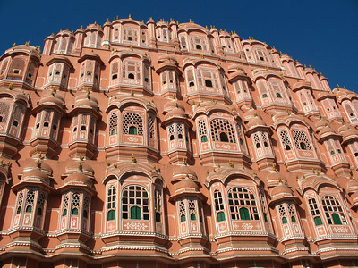 Hawa Mahal, Palace of Winds, in Jaipur, India