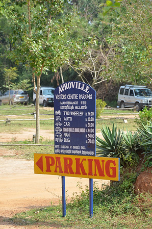 Auroville - City of Dawn - A universal city in the making
