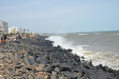 Promenade Beach, Pondicherry