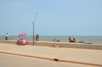 Promenade Beach, Pondicherry