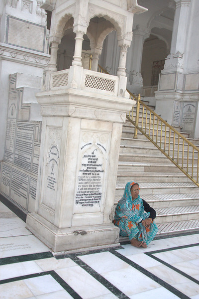 Amritsar, The Punjab,An interesting town, made special by the lovely Sikh Golden Temple
