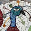 Mosaic in the Nek Chand Rock Garden